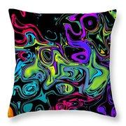Cortex Daydream Throw Pillow