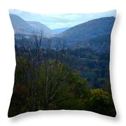 Cortland Ny Throw Pillow