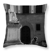 Cosimo Ridolfi Throw Pillow