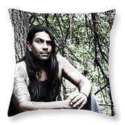 Cosme Throw Pillow