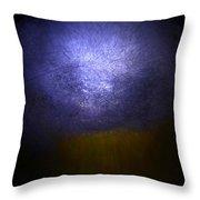 Cosmic Explosion Throw Pillow