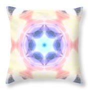 Cosmic Portal Throw Pillow