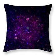 Cosmic Wonders Throw Pillow