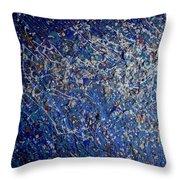 Cosmos Artography 560083 Throw Pillow