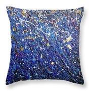 Cosmos Artography 560084 Throw Pillow