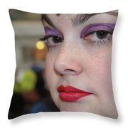 Cosplay Throw Pillow