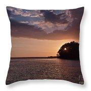 Costa Rica 049 Throw Pillow