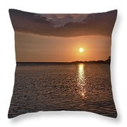 Costa Rica 050 Throw Pillow