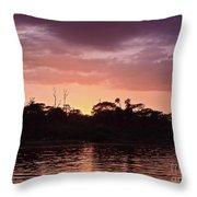 Costa Rica 052 Throw Pillow