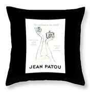 Costliest In The World Throw Pillow
