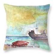 Costa Teguise 01 Throw Pillow