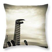 Cota Tower Throw Pillow