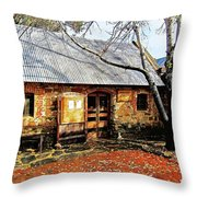Cottage Industry Throw Pillow