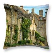 Cottage Row - Burford Throw Pillow