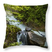 Cottonwood Falls Throw Pillow