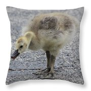 Cough Cough Throw Pillow
