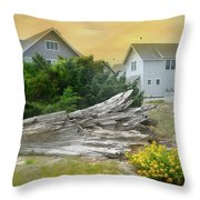Count On Me Throw Pillow