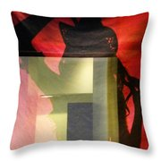 Country Girls Throw Pillow