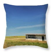 Country Lawyer Throw Pillow