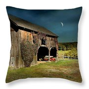 Country Moves Throw Pillow