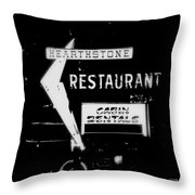 Country Vittles Throw Pillow
