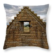 Countryside View Throw Pillow