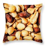 County Kitchen Texture Throw Pillow