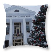 Court Dismissed Throw Pillow