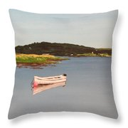 Courtmacsherry Bay Throw Pillow