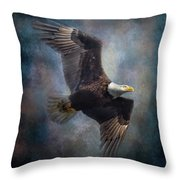 Courtship Ascent Throw Pillow