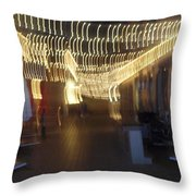Courtside Lounge Throw Pillow