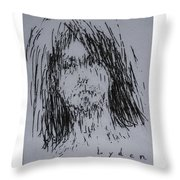 Cove Guy #1 Throw Pillow