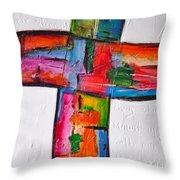 Covenant Throw Pillow
