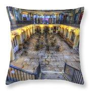 Covent Garden London View Throw Pillow