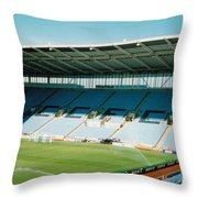 Coventry City - Ricoh Arena - North Stand 1 - April 2006 Throw Pillow