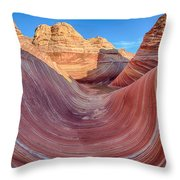Coyote Buttes 3 Throw Pillow