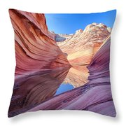 Coyote Buttes 5 Throw Pillow