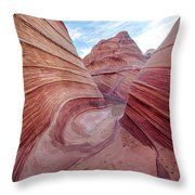 Coyote Buttes 6 Throw Pillow