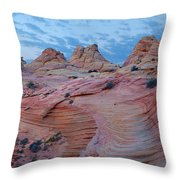 Coyote Buttes South Throw Pillow