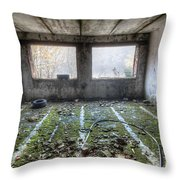 Cozy Little Room Throw Pillow