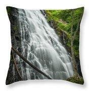 Crabtree-3 Throw Pillow