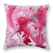 Cracklin Rosie Throw Pillow