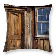 Craftsmanship Throw Pillow