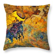 Craftsmanship Throw Pillow