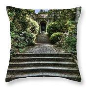 Cranbrook Staircase Throw Pillow