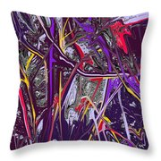 Crash Throw Pillow