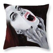 Craving Throw Pillow