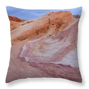Crazy Hill 2 Throw Pillow