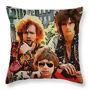 Cream Collection - 1 Throw Pillow