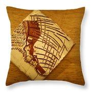 Create - Tile Throw Pillow